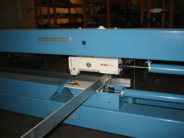 ABM International - Single Needle Quilting Machines : single needle quilting machine - Adamdwight.com