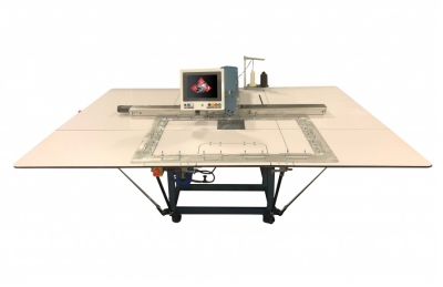 CNC Quilter - RV