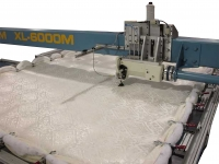 Mattress Quilting Machine - XL6000M